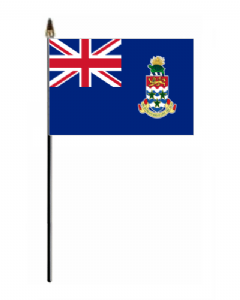 Cayman Islands Country Hand Flag - Small.